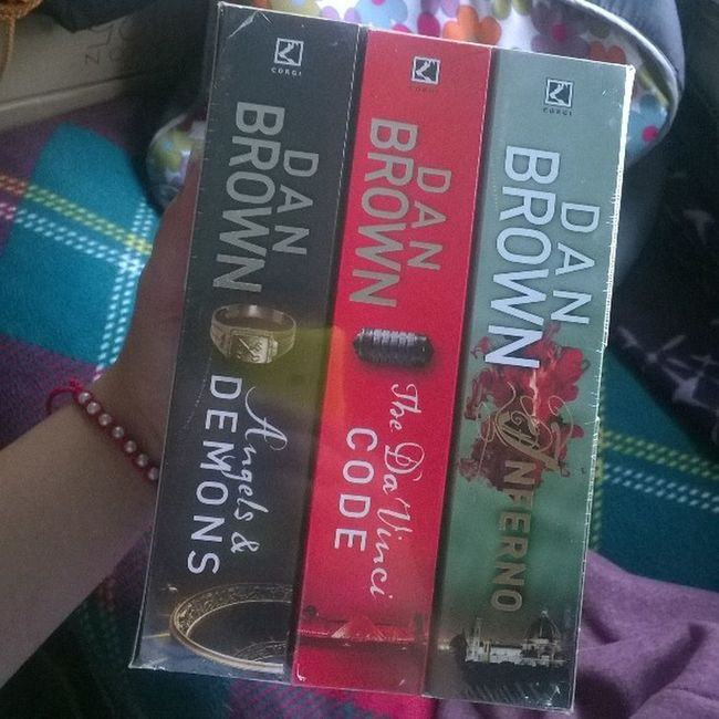 Ma babes are here DanBrown Lover Ofbooks