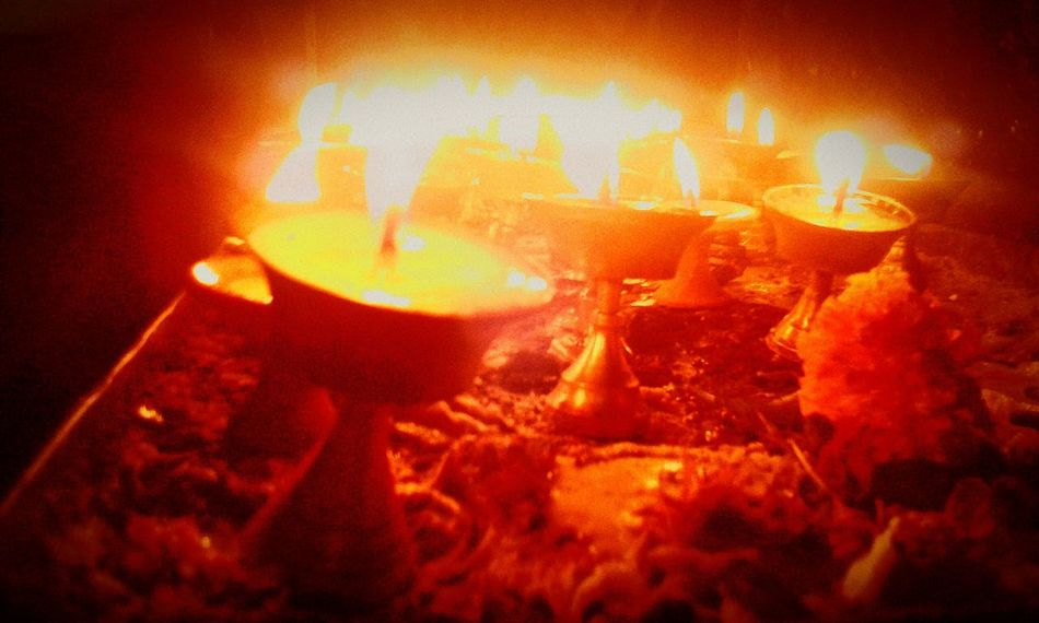 Butter_lamps Nepaliculture Enjoying Life Taking Photos Chobar Check This Out