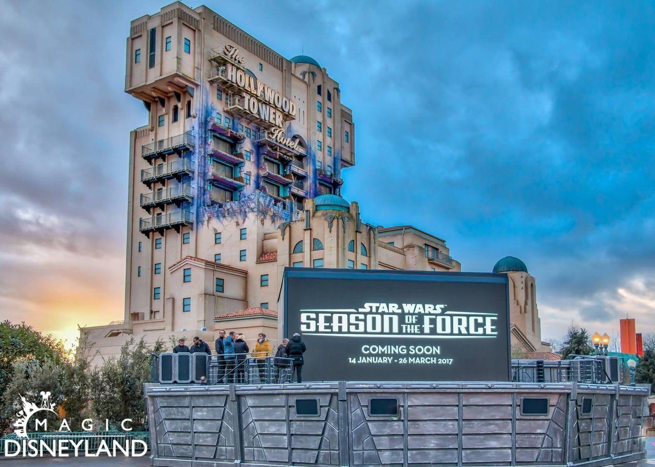 Starwars Architecture Disney Hdrphotography Waltdisney HDR Disneyland Paris Disneyland Celebration Disneyland Resort Paris Holiday - Event Darkvador