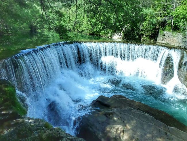 Waterfall Water Nature Beauty In Nature Outdoors Power In Nature Force Scenics Travel Destinations Rural Scene Mountain Nature France Tranquility Landscape Beauty In Nature Waterfalls