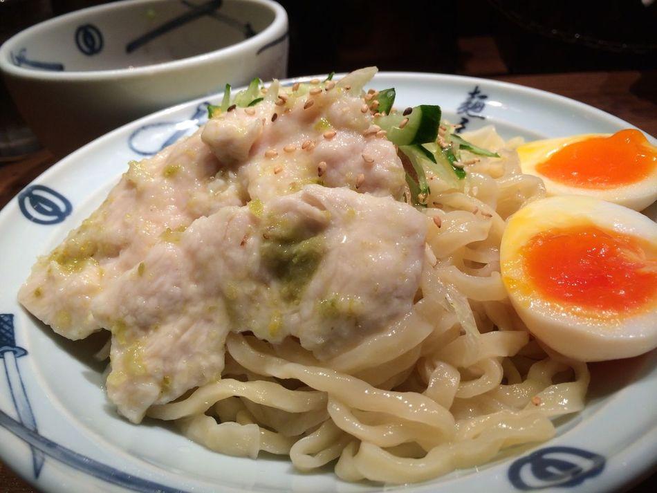 武蔵夏ゆず冷やしつけ麺