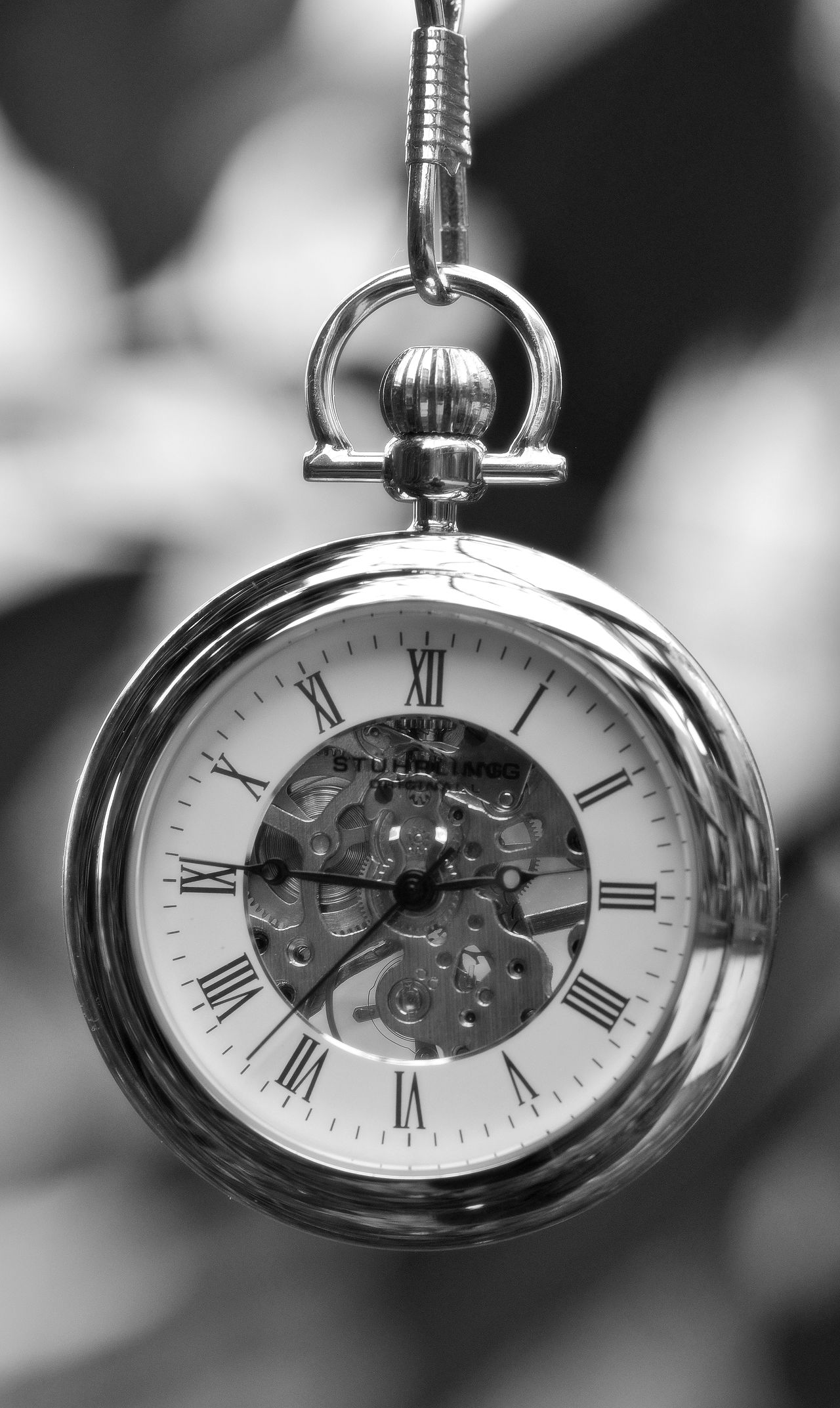 Time after time ... Clock Clock Face Clockworks Close-up Instrument Of Time Minute Hand Old-fashioned Pocket Watch Roman Numeral Technology Time