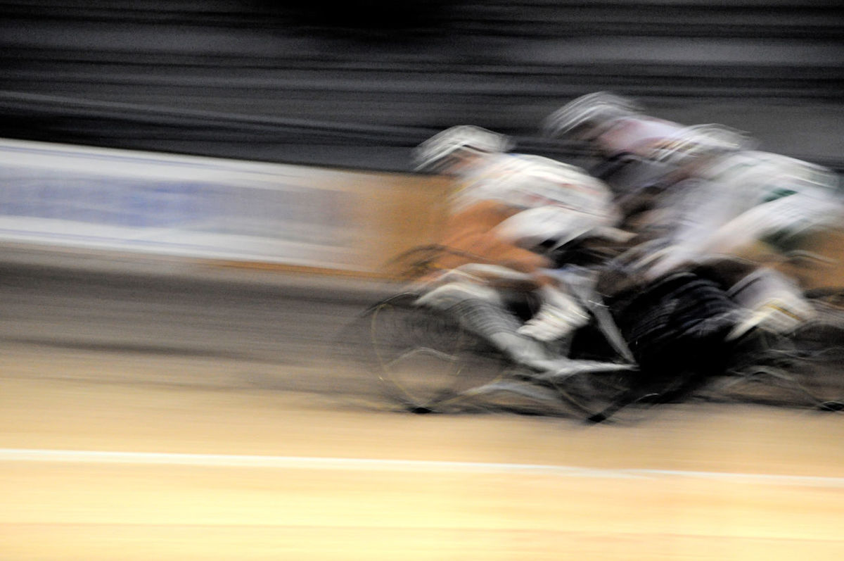 Bicycles Blurred Motion Blurry Competition Competitions Contest Cycle Race Cycle Racing Cycling Sport Cycling Track Match Motion Motion Blur Movement Race Racing Racing Bicycles Speed Sports Sports Photography Sprinting Velodrome Showing Imperfection Need For Speed