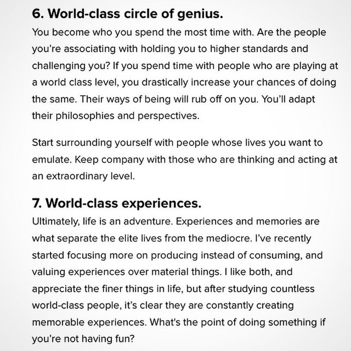 Worldclass Circleofgenius Experiences