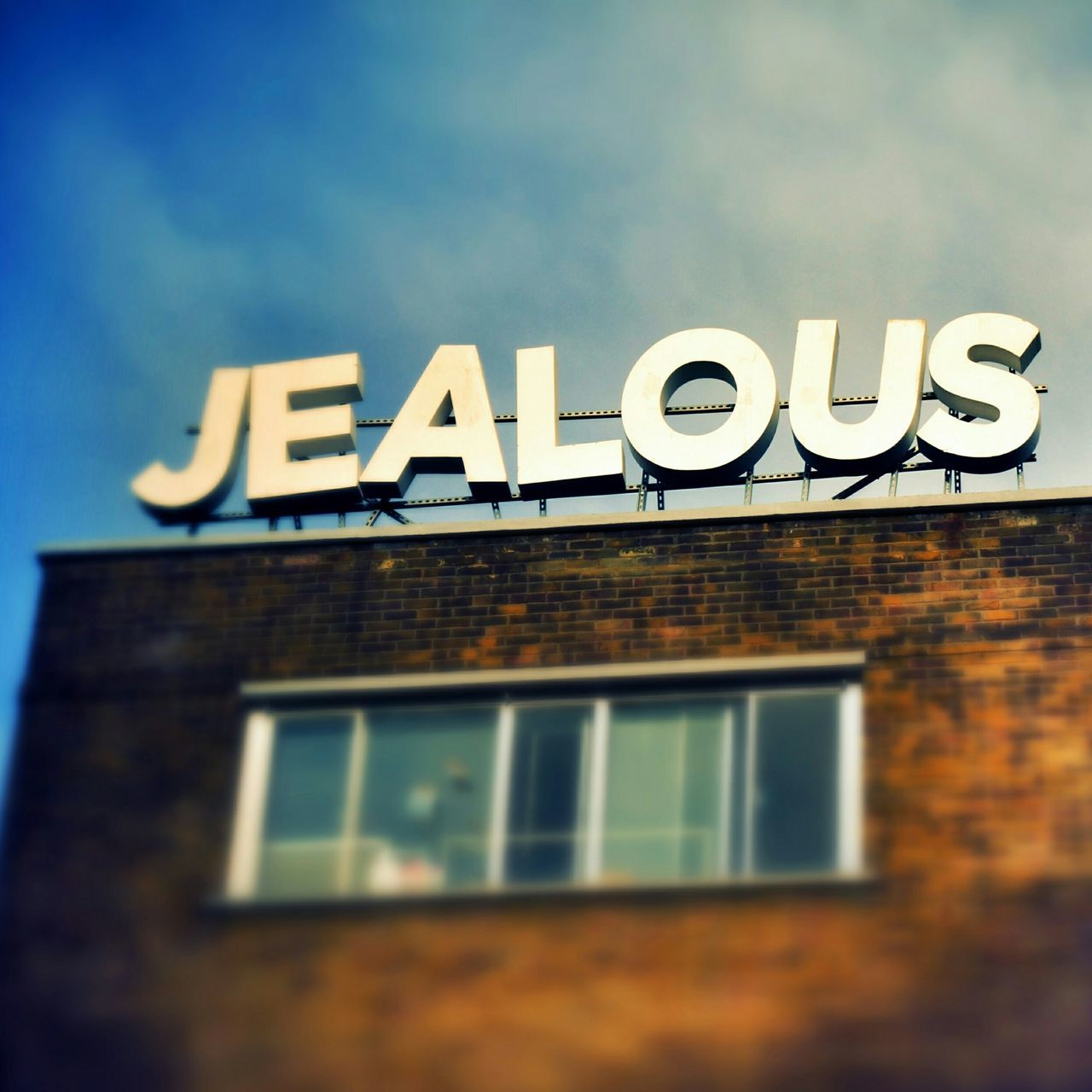 That feeling you get, when the person you want, has someone else. Jealous Jealousy  Jealousy Is Just Love And Hate At The Same Time It's Okay, I'd Be Jealous Too