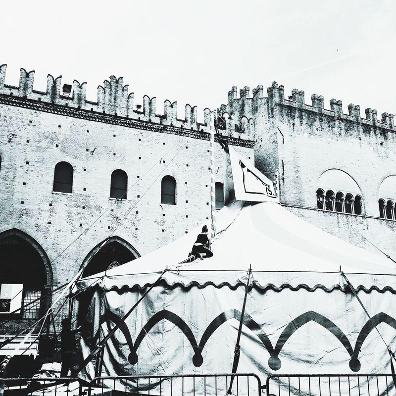Rimini Cavour Tendone Circo Circense Ragazza Ragazzaitaliana Circenses