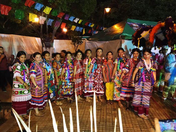 Oaxaca en Mérida Traditional Clothing Bailedelapiña