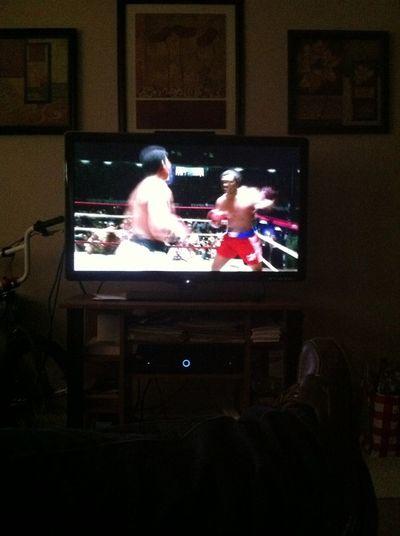 Watching Ali