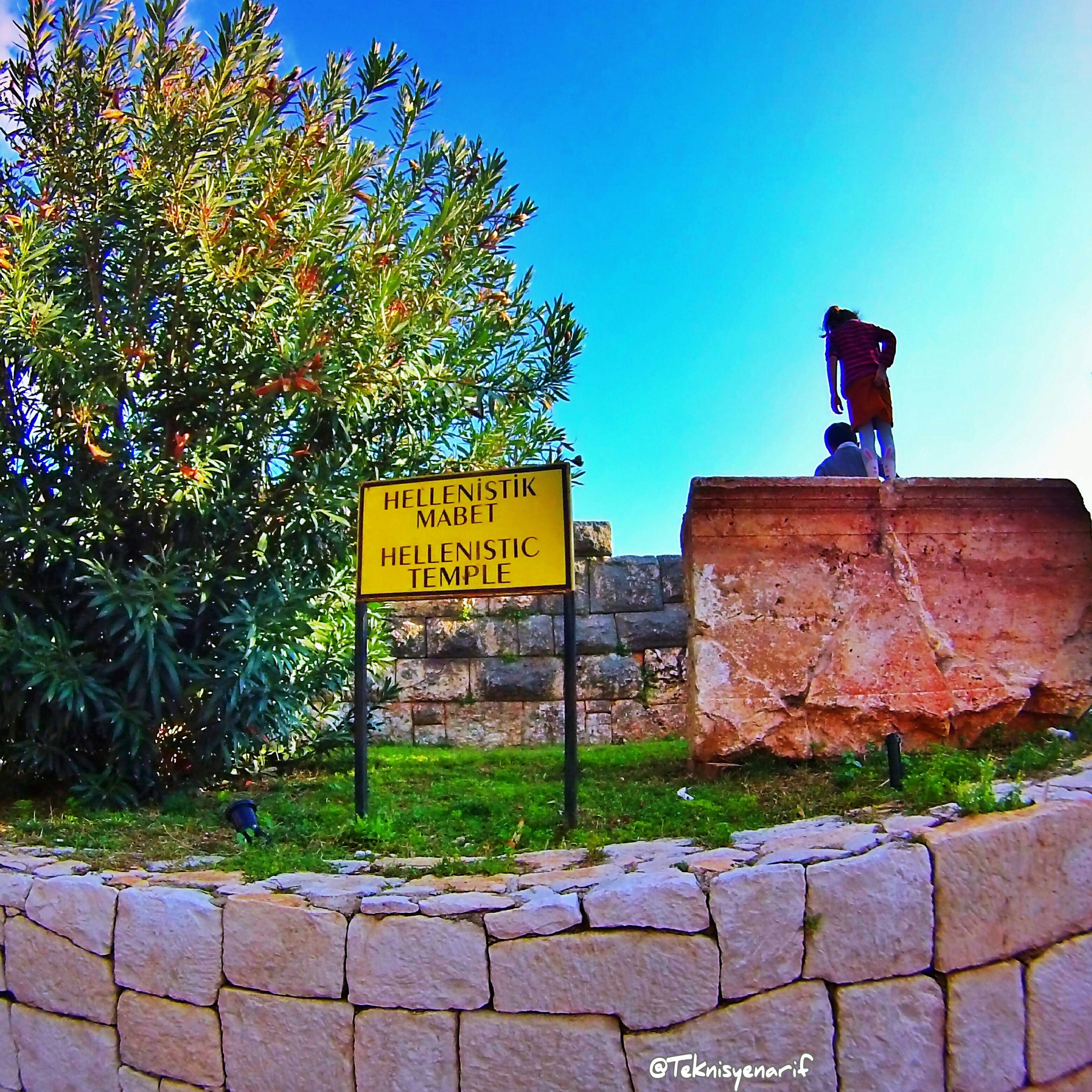 Hellenistik mabet kaş Hellenistik Mabet Kas Likya Tarihieser