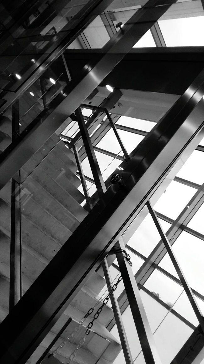 Stairs Staircase Steel Steelworks Glass Interior Design Design Slick