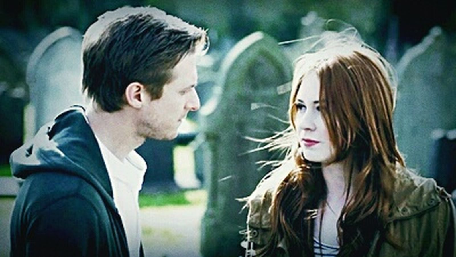 The Ponds Doctorwho Amy Pond-williams Rory Williams