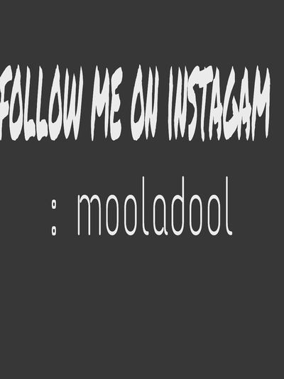 follow me on instagram :mooladool