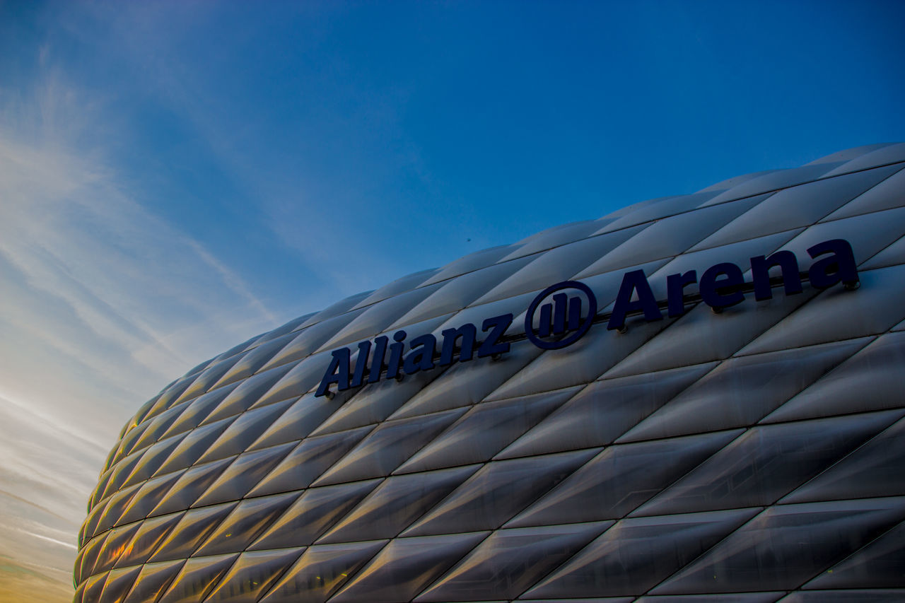 Allianzarena Allianz Arena München Memories