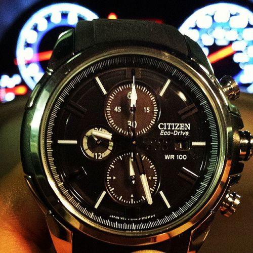 My new watch. Eco-Drive Citizenwatch Ecodrive Watch
