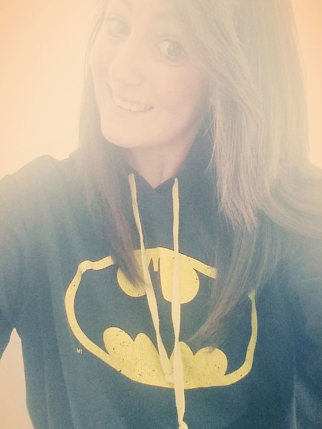 Batman Smile Selfie :)