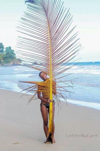 Nikisha .. my Model from Trinidad And Tobago trinidwas really a great sport. Eye For Photography Eye Em Best Shots