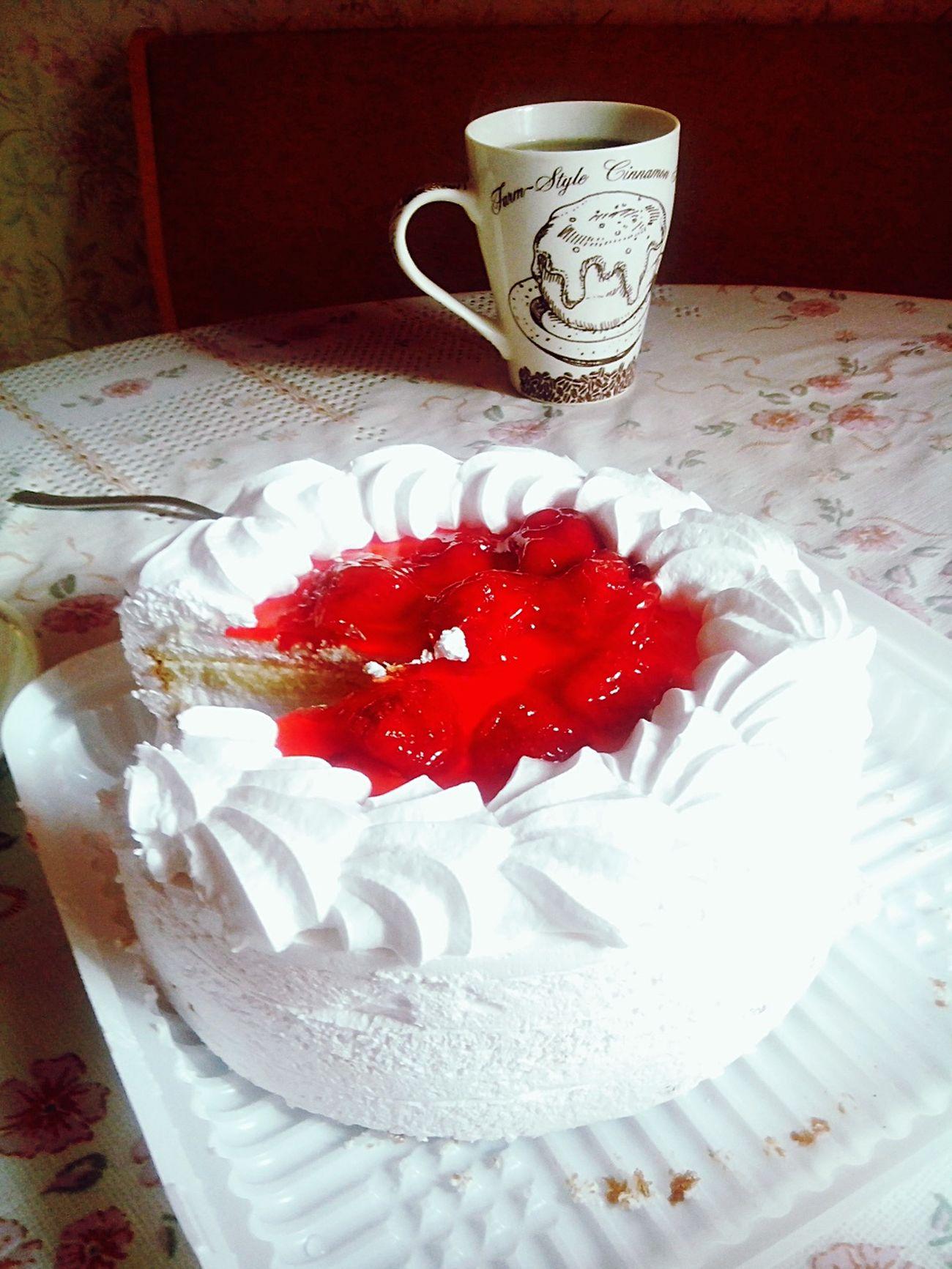вкусняшки тортик🍰 йогуртный торт бисквит😋