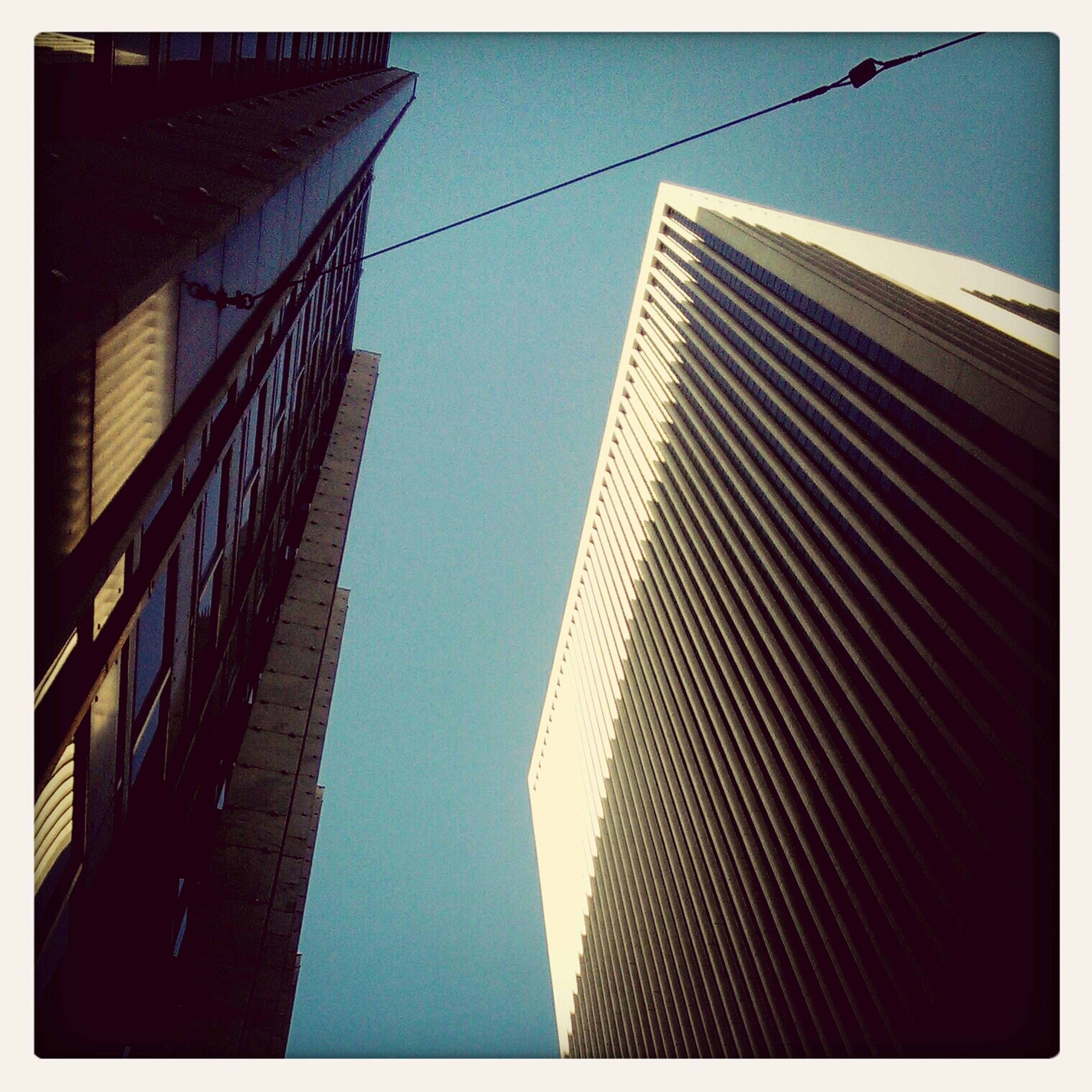 Slice of sky Sky Slice San Francisco