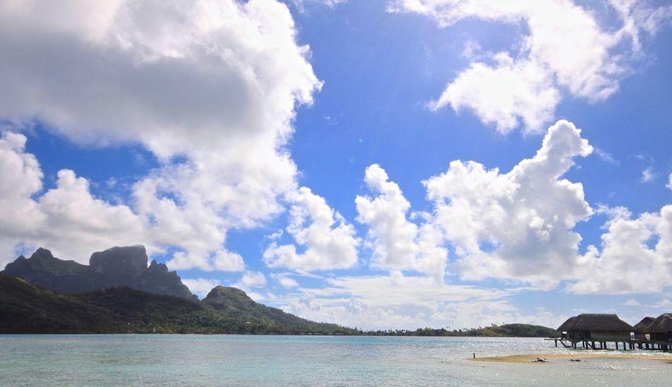 My trip in Bora Bora Bora Bora  Polinesia First Eyeem Photo