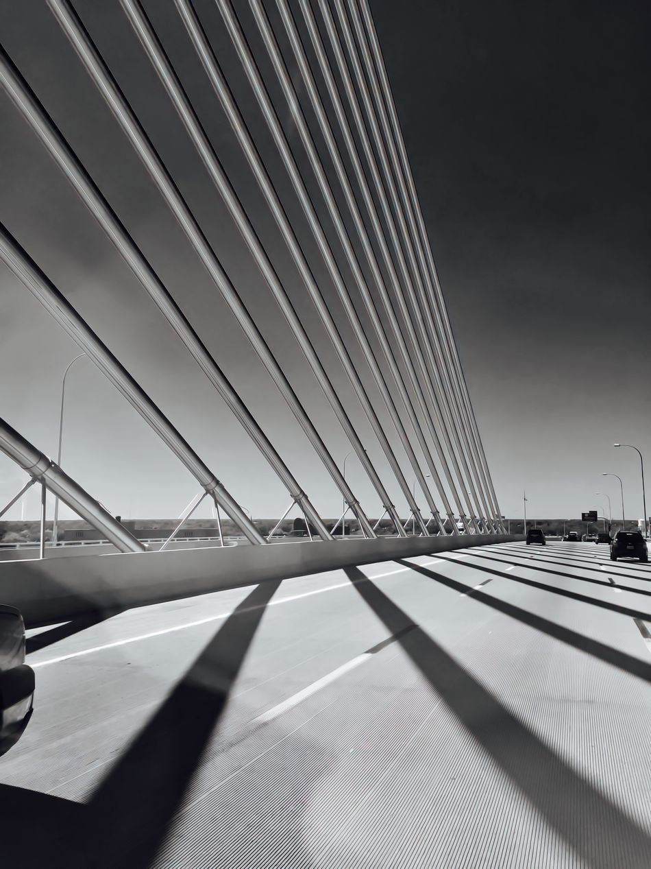 Beautiful stock photos of veteran's day, Architecture, Bridge - Man Made Structure, Built Structure, Cable-Stayed Bridge