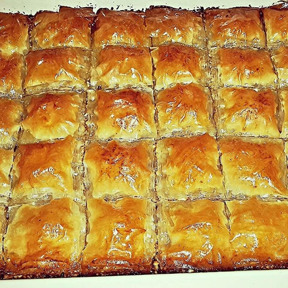 Baklava Baclava Baklava Baklawa Baklava. Dessert Dessert Porn Dessertporn Dessertphotography Dessertlover Taking Photos Check This Out Made By Me Yammy!!  Enjoying Photography Dessertheaven Dessert Photography Inmykitchen Homemade Dessert Food