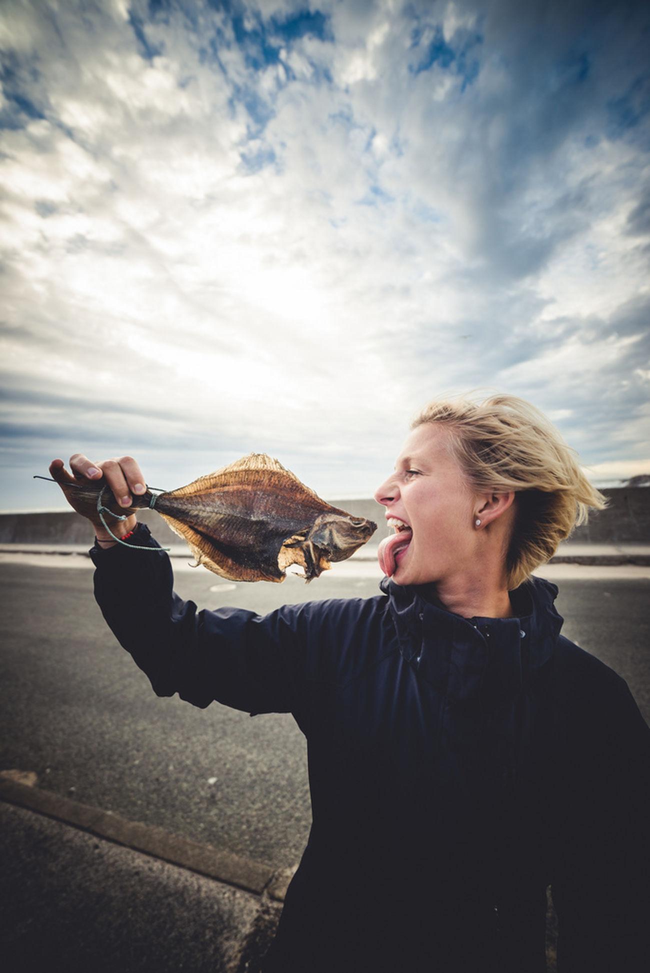 Es gibt Fisch! OneYearAgo Denmark Portrait