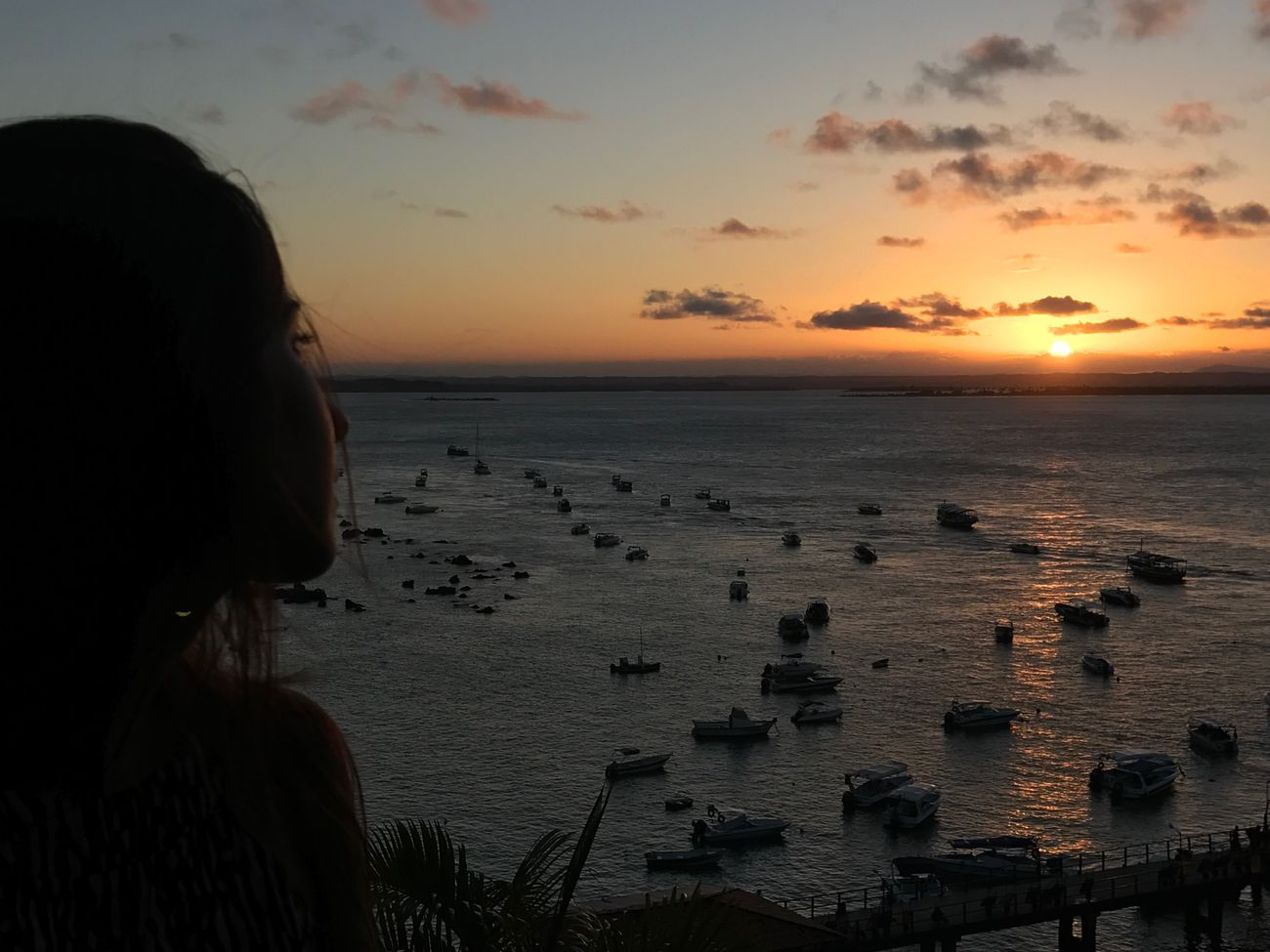 Sea Sunset Beach Horizon Over Water One Person Lifestyles Real People Outdoors Women Water Sky Beauty In Nature Close-up EyeEmNewHere Morro De São Paulo