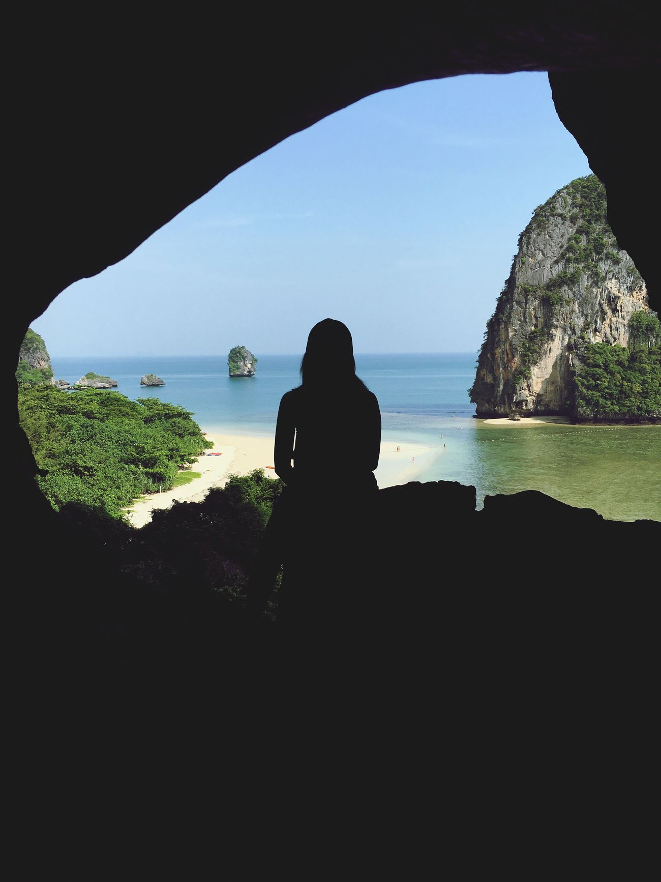 Ocean View Hikingadventures Thailand Beach