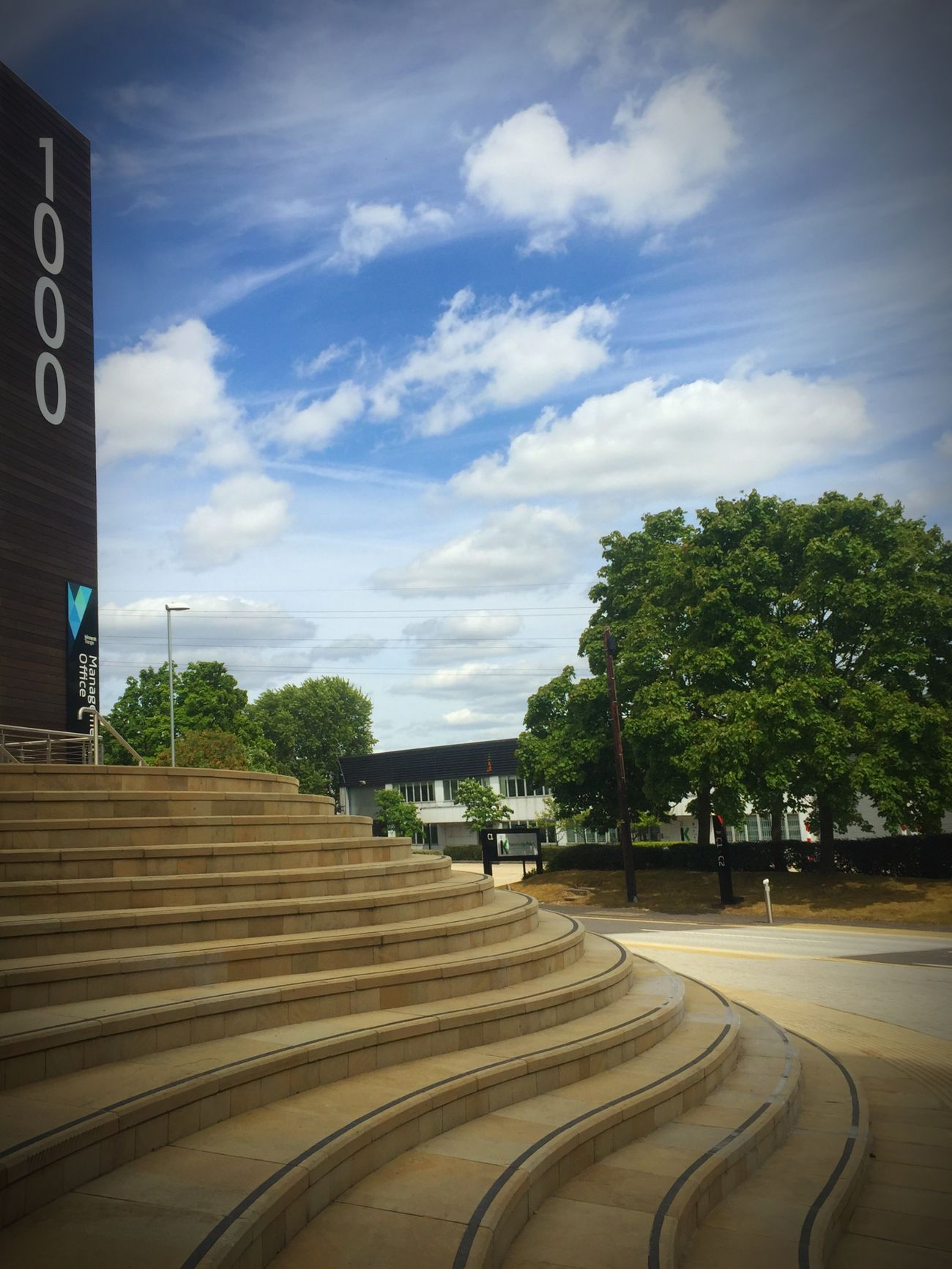 1000. Architecture Steps Outdoors Business Business Park First Eyeem Photo IPhoneography Iphoneonly Takenwithaniphone