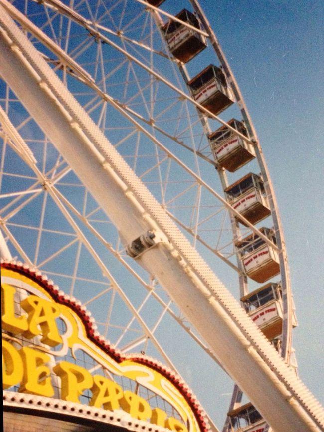 Concords Paris Ferris Wheel