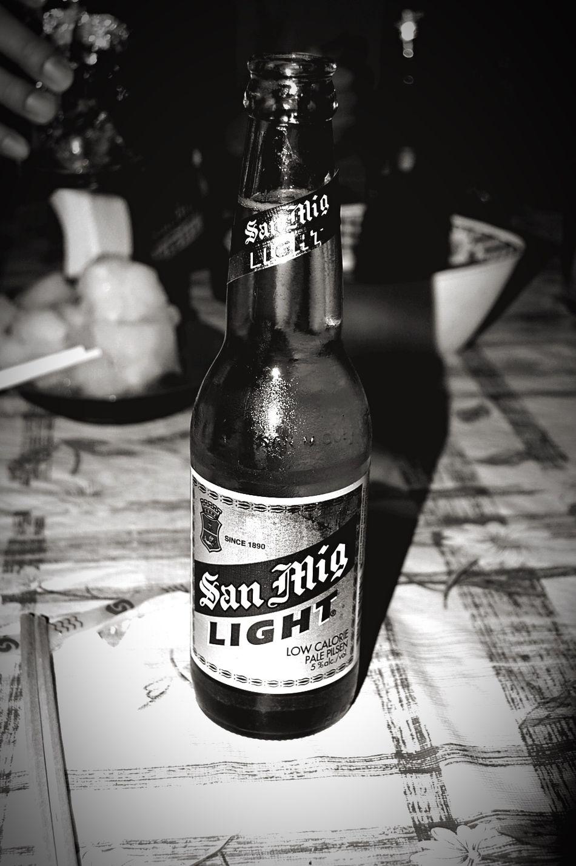 SMB San Miguel Beer Beers Cheers Blackandwhite Black And White Black & White Tarlac Nikon