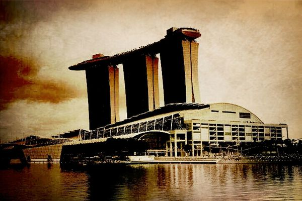 building at singapore by meyskah