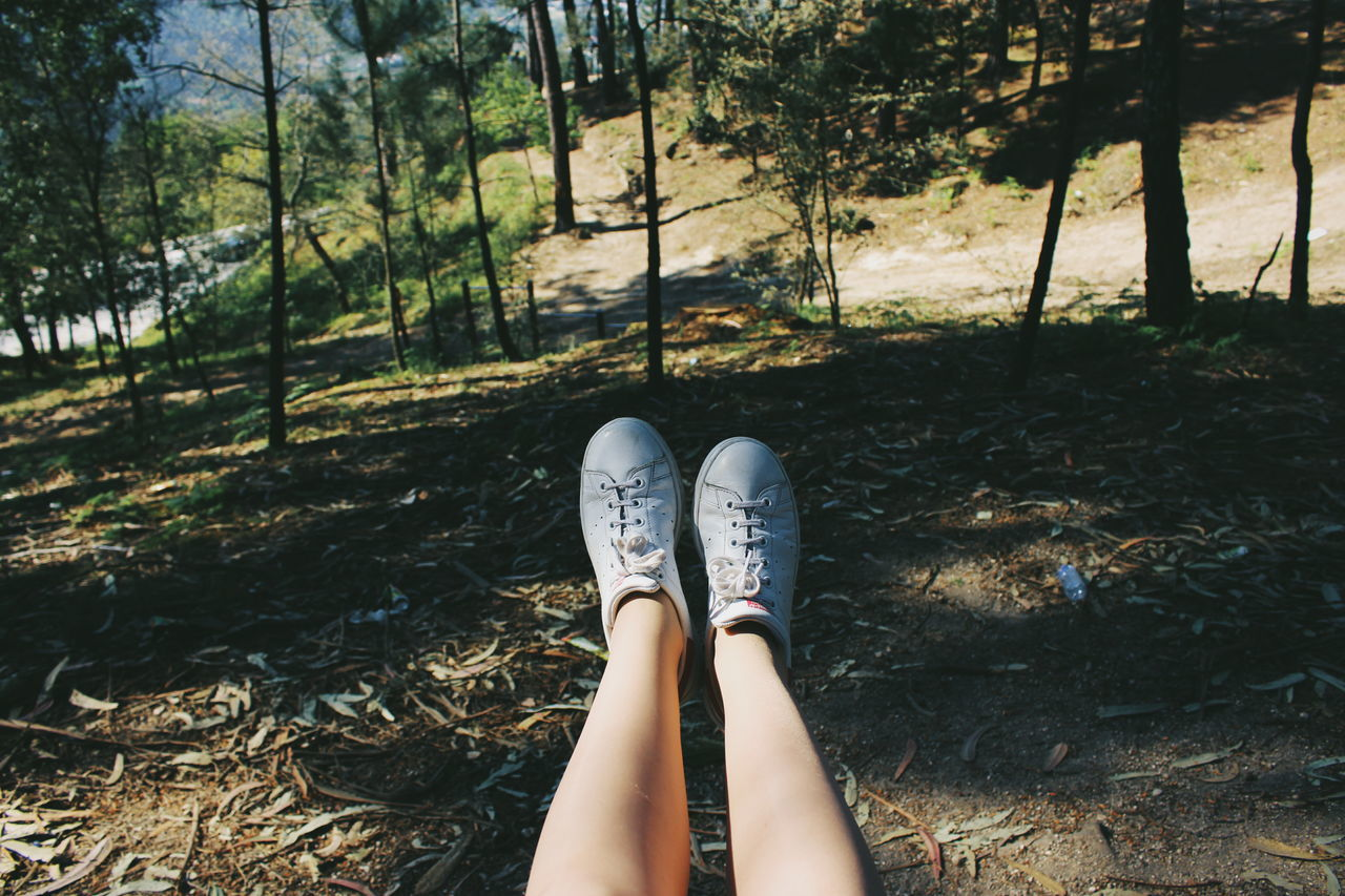 Fly! Human Leg People Shoes Photography VSCO Nature Jump