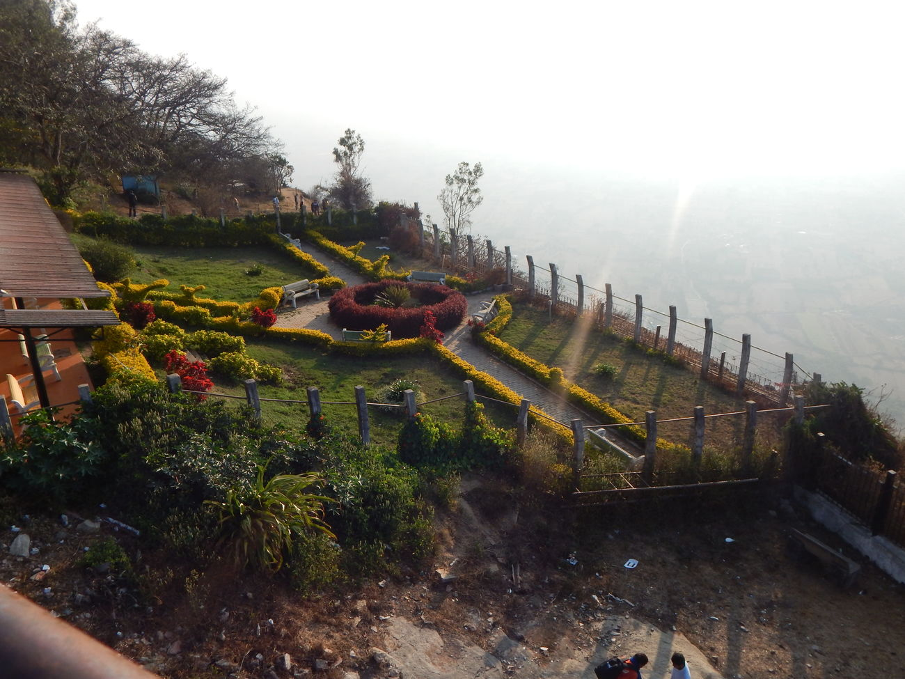 Beauty from the top... Nandi Hills First Eyeem Photo