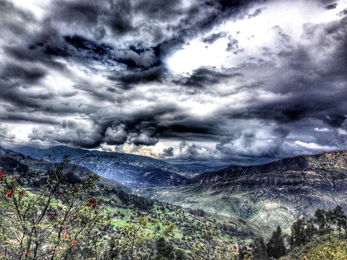 Contemplado Day Nature Mountain Tranquility Dramatic