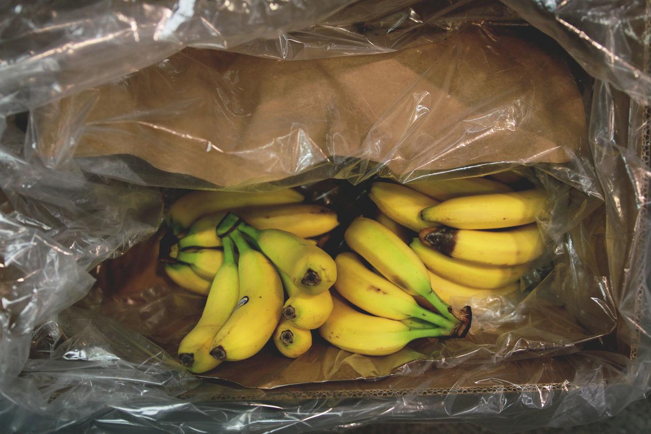 Banana Banana Banana In Market Banana Store Bananas Bananas For Sale Buying Banana Close-up Eating Healthy Food Food Photography Fruit Fruits Healthy Eating Indoors  Market Market Food Market Fruitž Market Place Marketplace Modern Plastic Plastic Bag Store Yellow