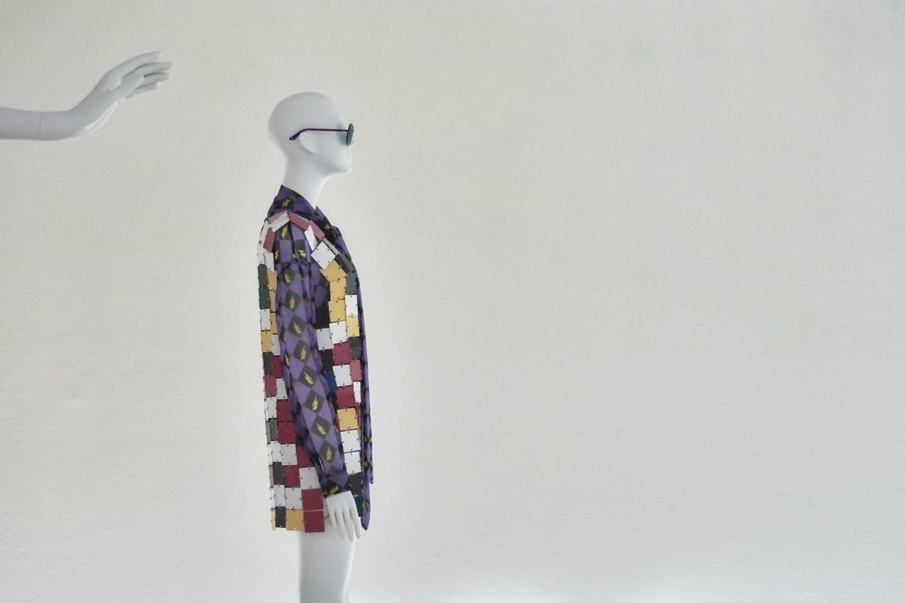 Mannequin | Mannequin Fashion Exposition Art Gallery Triennale Milano From My Point Of View Showcase: February Getting Inspired Pattern Pieces Minimalobsession White Album Colorsplash Dress The Portraitist - 2016 EyeEm Awards Well Turned Out Deceptively Simple EyeEm Italy |