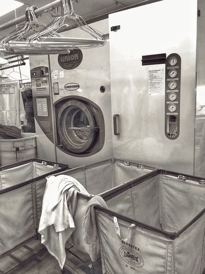 Kay Cleaners Redux in Black & White. Drycleaners Drycleaning Madisonalabama
