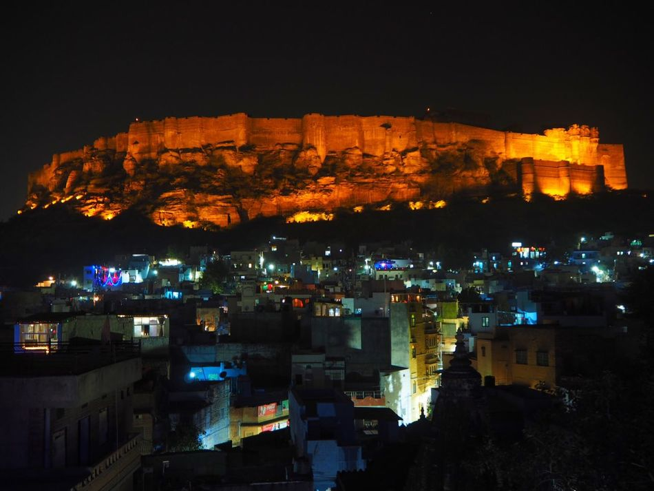 Night City Illuminated Cityscape Built Structure Sky Nightview Mehrangarh Mehrangarh Fort Mehrangarhfort Jodhpur Jodhpur Rajasthan Rajasthan India Fort Indianforts EyeEm EyeEm Gallery Best Shot EyeEm Best Shots Eyeemphotography The Week Of Eyeem