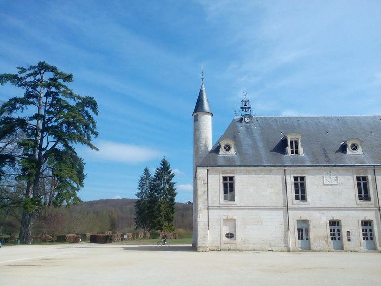 Gruchet le Valasse - parc - Normandie