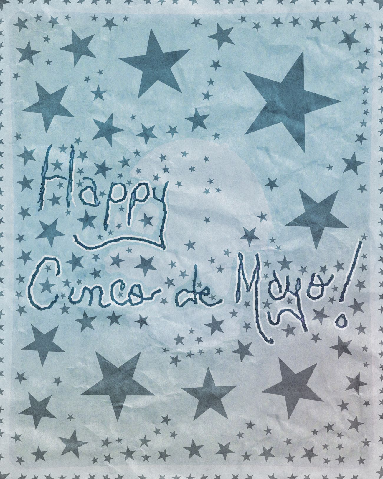 Happy Cinco de Mayo! Full Frame No People Digital Art Pen Ink Font Handwritten Illustration Streamzoofamily Mikefl99 ArtWork Freshness Paper Cinco De Mayo 2017