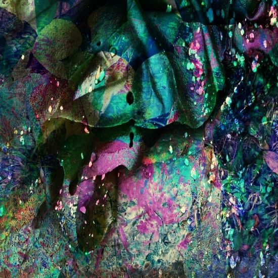 Green Inhalations (3 of 3) Abstractions In Colors Digitalart  Icolorama Artists_community