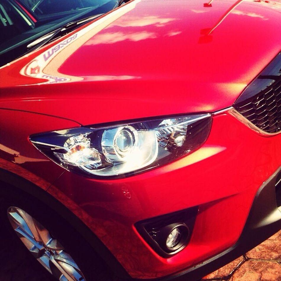 ソウルレッド綺麗やね Car Mazda Zoomzoom