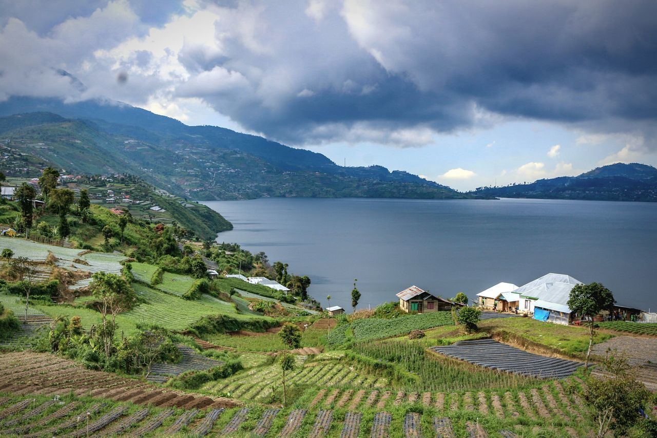 Twin Lake Wonderfulindonesia Lake Photography Landscape Nature Beauty In Nature Traveling Home For The Holidays