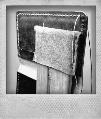 leather craft at Studio @ Irvine by photo444.com