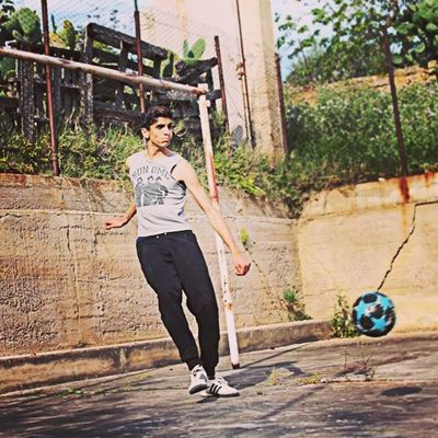 Football Calcio My Love this is life passion