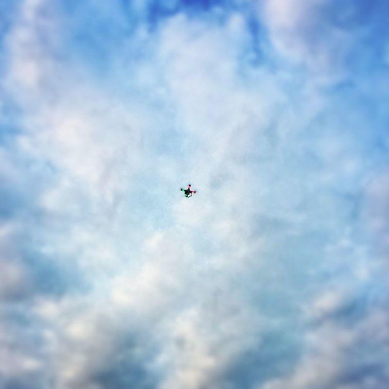 Drones over Clockenflap Iwantone