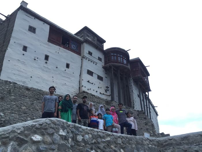 Traveling Hunza Valley Pakistan Karimabad Hunza Family Pictures Hello World Baltit Fort Hunza