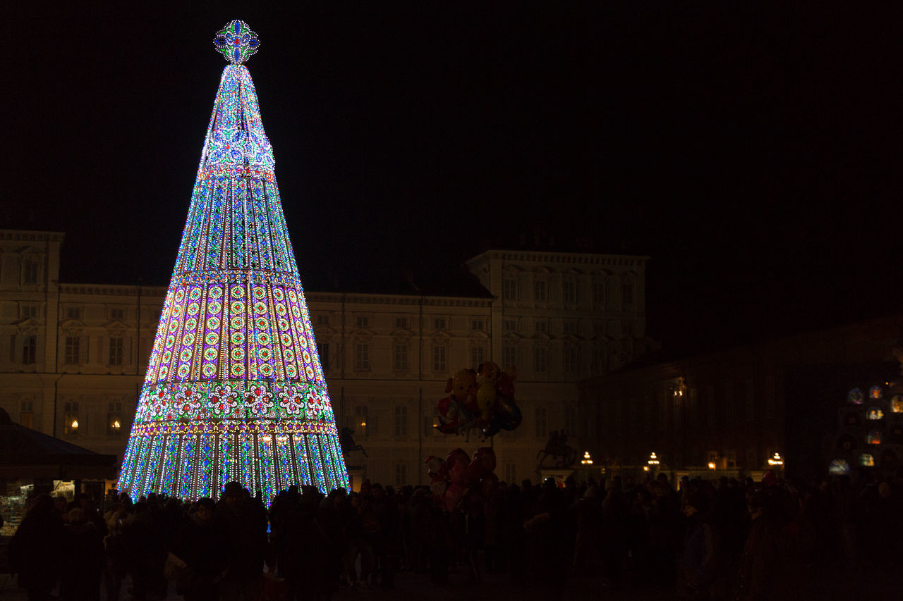 Torino II Attraction Canon Canon70d Christmas Christmas Tree City City Life Cityscape Crowdedplace Decoration Destination Europa Europe Holiday Landscape Night Streetphotography Tourism Tourists Travel Travelling Vacation Vacations Xmas Xmas Tree
