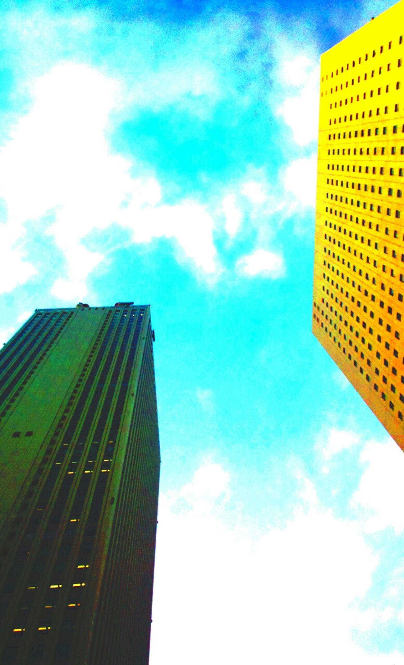Good Afternoon Hello World Sky Building And Sky Sky And Clouds Bilding Ikebukuro, Japan